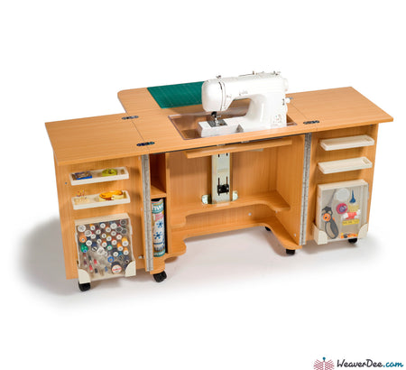 Horn Gemini 2011 Sewing Machine Cabinet + CHOOSE FREE SEWING GOODS  WORTH £75
