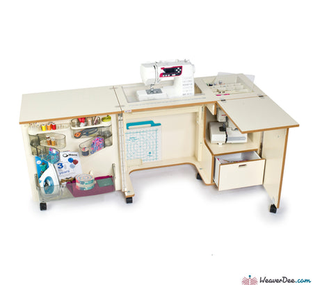 Horn 1081 Nova Sewing Machine Cabinet + CHOOSE FREE SEWING GOODS WORTH £100