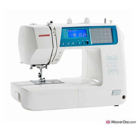 Janome 5270QDC Sewing Machine with Bonus Sew-Table & Extra Presser Feet Set