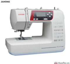 Janome - Janome DXL 603 Sewing Machine - WeaverDee.com Sewing & Crafts - 1