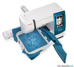Janome - Janome MC9900 Sewing & Embroidery Machine - WeaverDee.com Sewing & Crafts - 1