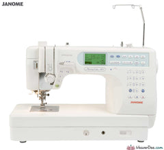 Janome - Janome 6600P Sewing Machine - WeaverDee.com Sewing & Crafts - 1