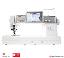 Janome CM7P Continental Sewing & Quilting Machine