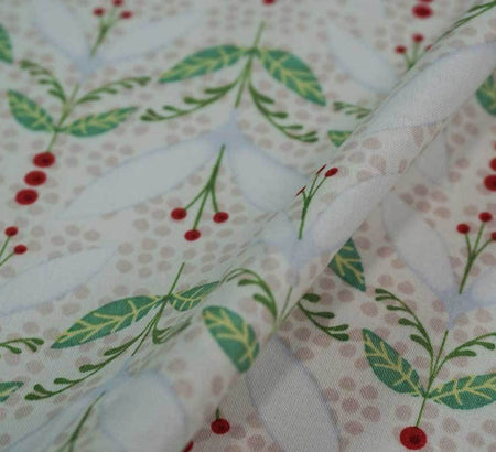 Korean Cotton Fabric - Milsom Cream