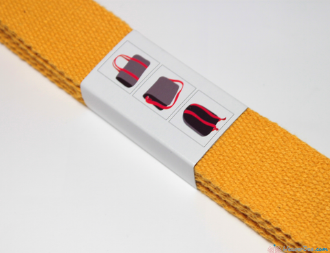Prym - Cotton Bag Strap / Yellow - WeaverDee.com Sewing & Crafts - 1
