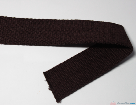 Prym - Cotton Bag Strap / Brown - WeaverDee.com Sewing & Crafts - 1