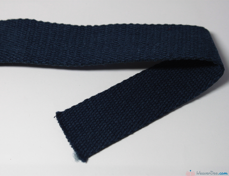 Prym - Cotton Bag Strap / Navy - WeaverDee.com Sewing & Crafts - 1