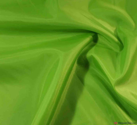 Dress Lining Fabric / Lime