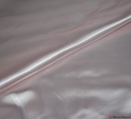 Liquid Satin Fabric / Pink