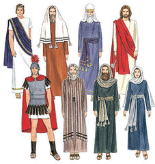 McCall's - M2060 Biblical Easter Costumes - WeaverDee.com Sewing & Crafts - 1