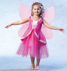 McCall's - M4887 Girls' Fairy Costumes - WeaverDee.com Sewing & Crafts - 1
