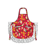 McCall's - M5284 Aprons by 6 Great Looks One Easy Pattern - WeaverDee.com Sewing & Crafts - 6