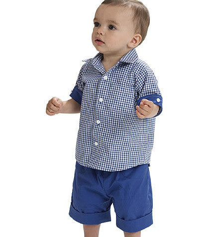 McCall's - M6016 Infants' Shirts, Shorts & Pants - WeaverDee.com Sewing & Crafts - 1