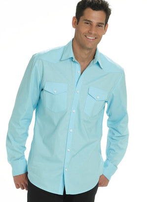 McCall's - M6044 Men's Button-Down Shirts - WeaverDee.com Sewing & Crafts - 1
