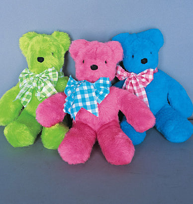 McCall's - M6188 Stuffed Animals - WeaverDee.com Sewing & Crafts - 1