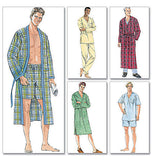 McCall's - M6231 Men's Sleepwear - WeaverDee.com Sewing & Crafts - 2