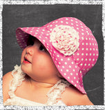 McCall's - M6762 Infants/Toddlers' Hats - WeaverDee.com Sewing & Crafts - 4