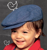 McCall's - M6762 Infants/Toddlers' Hats - WeaverDee.com Sewing & Crafts - 8
