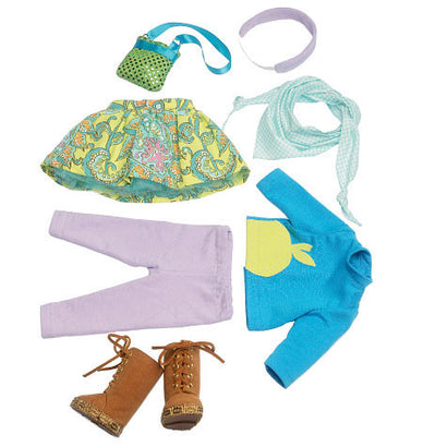 "McCall's - M7006 Clothes For 18"" Doll - WeaverDee.com Sewing & Crafts - 1"