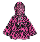 McCall's - M7012 Children's/Girls' Ponchos, Hat & Scarf - WeaverDee.com Sewing & Crafts - 9