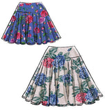 McCall's - M7022 Misses' Skirts | Easy - WeaverDee.com Sewing & Crafts - 6