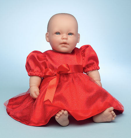 "McCall's - M7066 Clothes & Accessories For 11""-12"" & 15""-16"" Baby Dolls - WeaverDee.com Sewing & Crafts - 1"