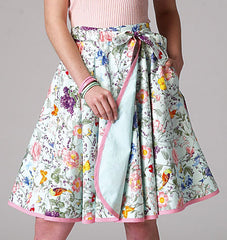 McCall's - M7129 Misses' Skirts | Easy - WeaverDee.com Sewing & Crafts - 1