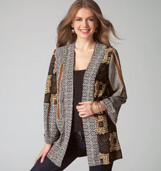 McCall's - M7132 Misses' Jackets - WeaverDee.com Sewing & Crafts - 1