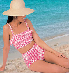McCall's - M7168 Misses Retro Swimsuits - WeaverDee.com Sewing & Crafts - 1