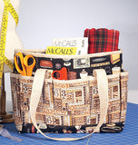McCall's - M7265 Project Totes - WeaverDee.com Sewing & Crafts - 3