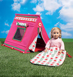 "McCall's - M7268 18"" Doll's Sleeping Bag &Tent - WeaverDee.com Sewing & Crafts - 1"