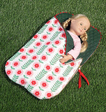 "McCall's - M7268 18"" Doll's Sleeping Bag &Tent - WeaverDee.com Sewing & Crafts - 4"
