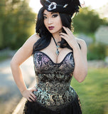 McCall's - M7339 Misses' Overbust or Underbust Corsets by Yaya Han - WeaverDee.com Sewing & Crafts - 2