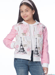 McCall's Pattern M7619 Bomber Jackets (Boy's & Girls)