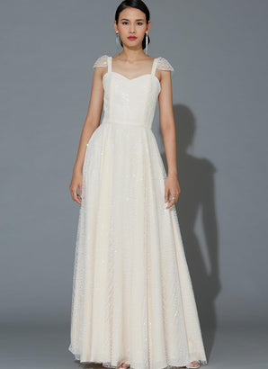 McCall's Pattern M7718 Misses' Special Occasion / Bridal Dresses