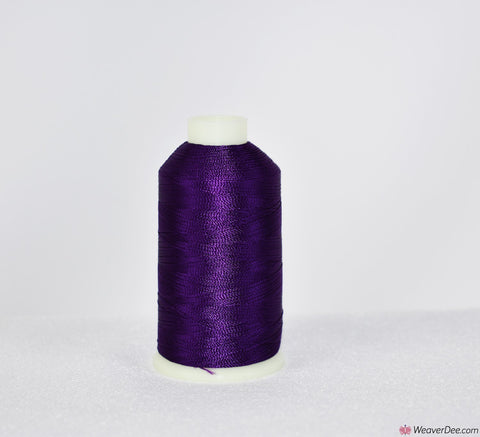 Marathon Rayon Machine Embroidery Thread (1000m) 1439 PURPLE