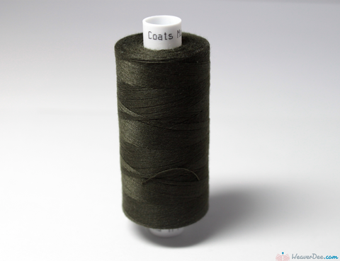 MOON - Moon Overlock Thread [Army Green #106] - WeaverDee.com Sewing & Crafts - 1