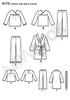New Look - NL6170 Toddlers' & Child's Pyjamas - WeaverDee.com Sewing & Crafts - 2