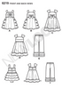 New Look - NL6219 Toddlers' Dress & Pants - WeaverDee.com Sewing & Crafts - 2
