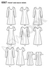 New Look - NL6567 Misses Dress | Easy - WeaverDee.com Sewing & Crafts - 3