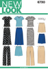 New Look - NL6730 Misses Separates | Easy - WeaverDee.com Sewing & Crafts - 1