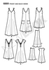 New Look - NL6889 Misses Dress | Easy - WeaverDee.com Sewing & Crafts - 2