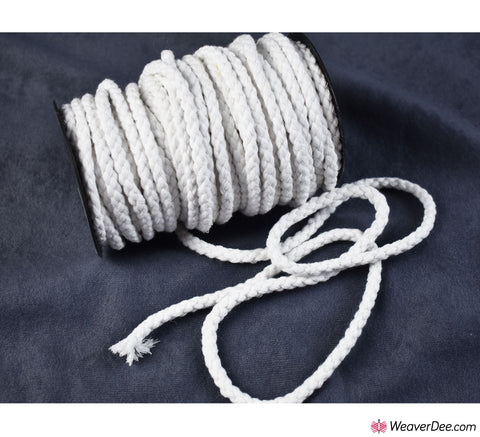 Soft Piping Cord 100% Cotton - 7mm