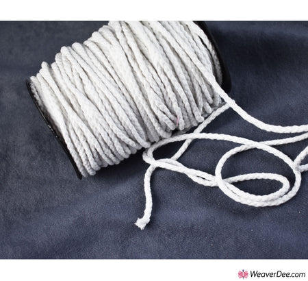 Soft Piping Cord 100% Cotton - 5mm