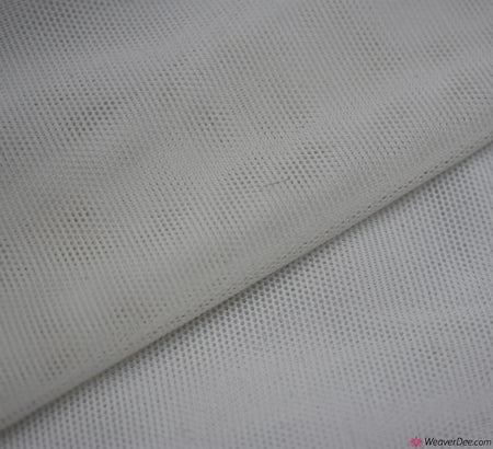 Powernet Fabric - Off White