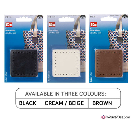 PRYM Attaching Pads For Bag Straps