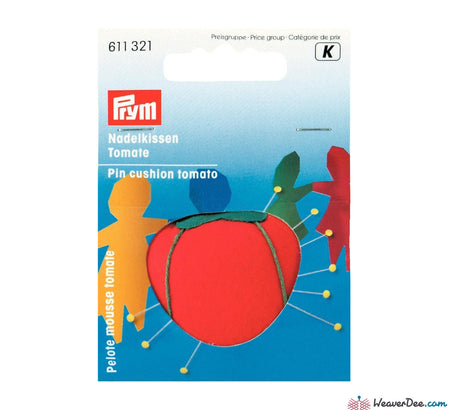 Prym - Tomato Pin Cushion - WeaverDee.com Sewing & Crafts - 1