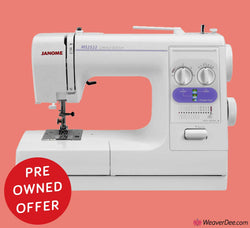PRE-OWNED OFFER • Janome Mystyle 22 Sewing Machine