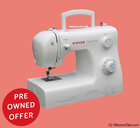 PRE-OWNED OFFER • Singer Symphonie Sewing Machine