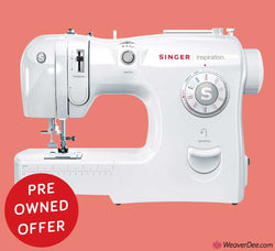 PRE-OWNED OFFER • Singer inspiration Sewing Machine